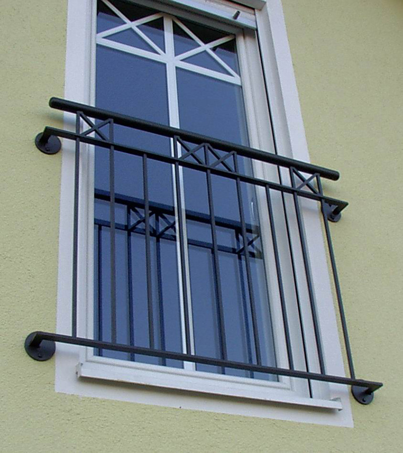 French balcony wrought iron producer ersoy metal for What is a french balcony