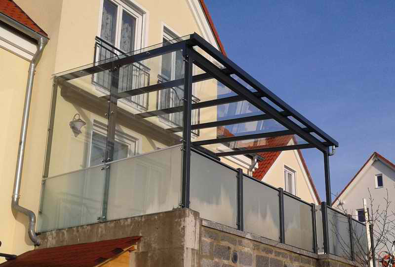 Glass Roof Wrought Iron Producer Ersoy Metal
